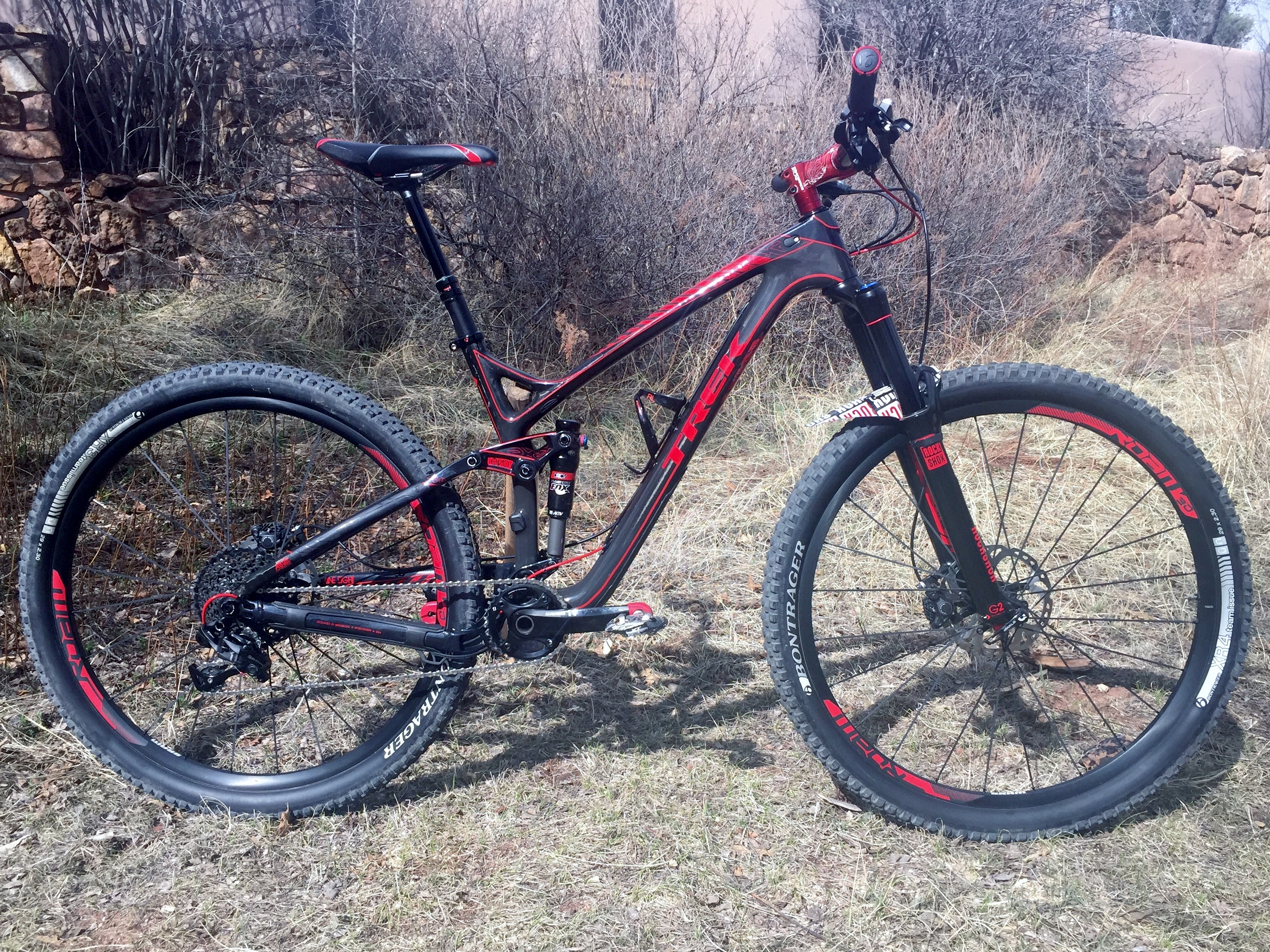 2015 Trek Remedy 9.8 29 - javier.lozano's Bike Check ...