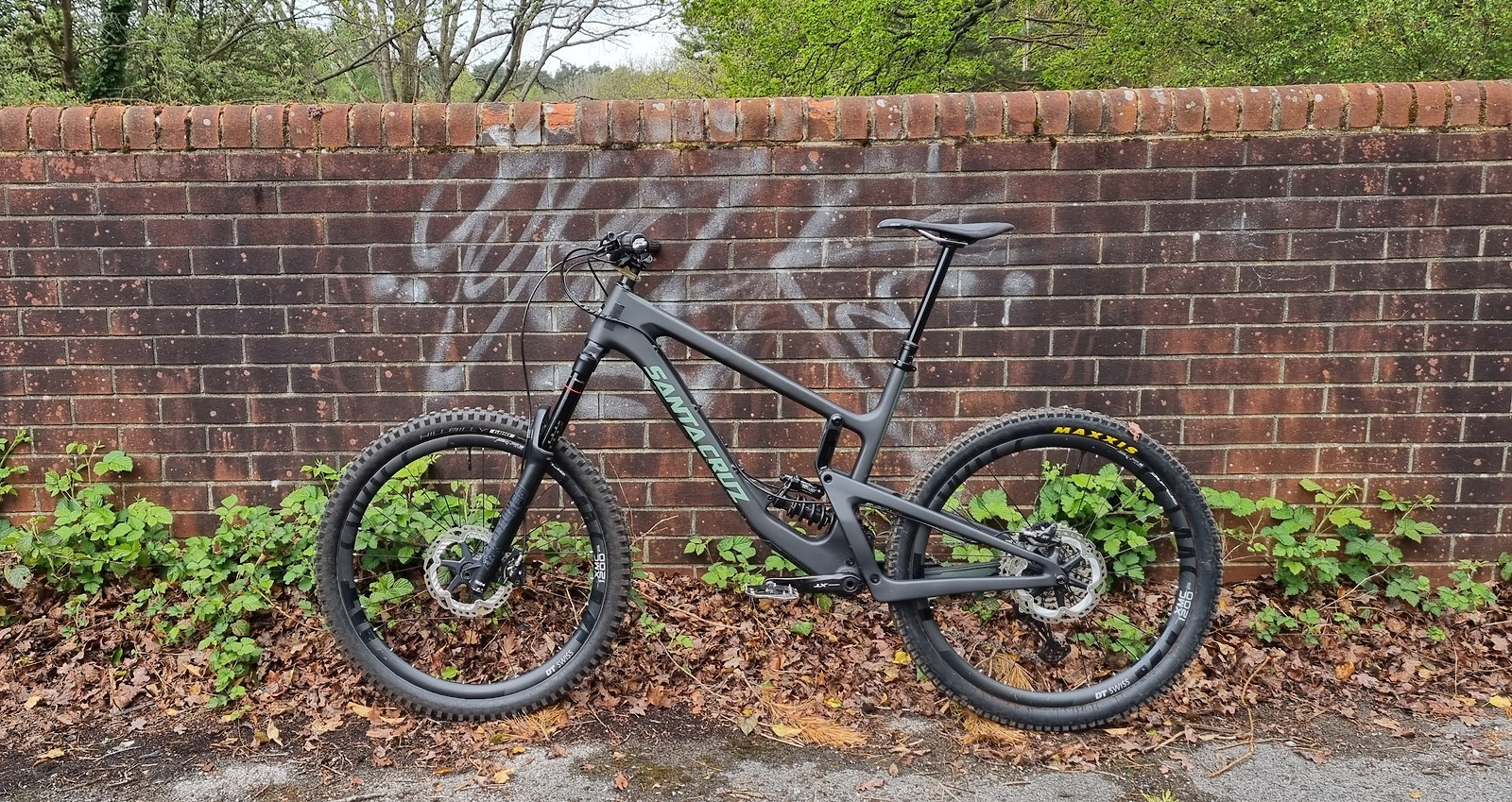 2nd hand budget build XC bike
