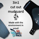No Ass/Face Mudguard