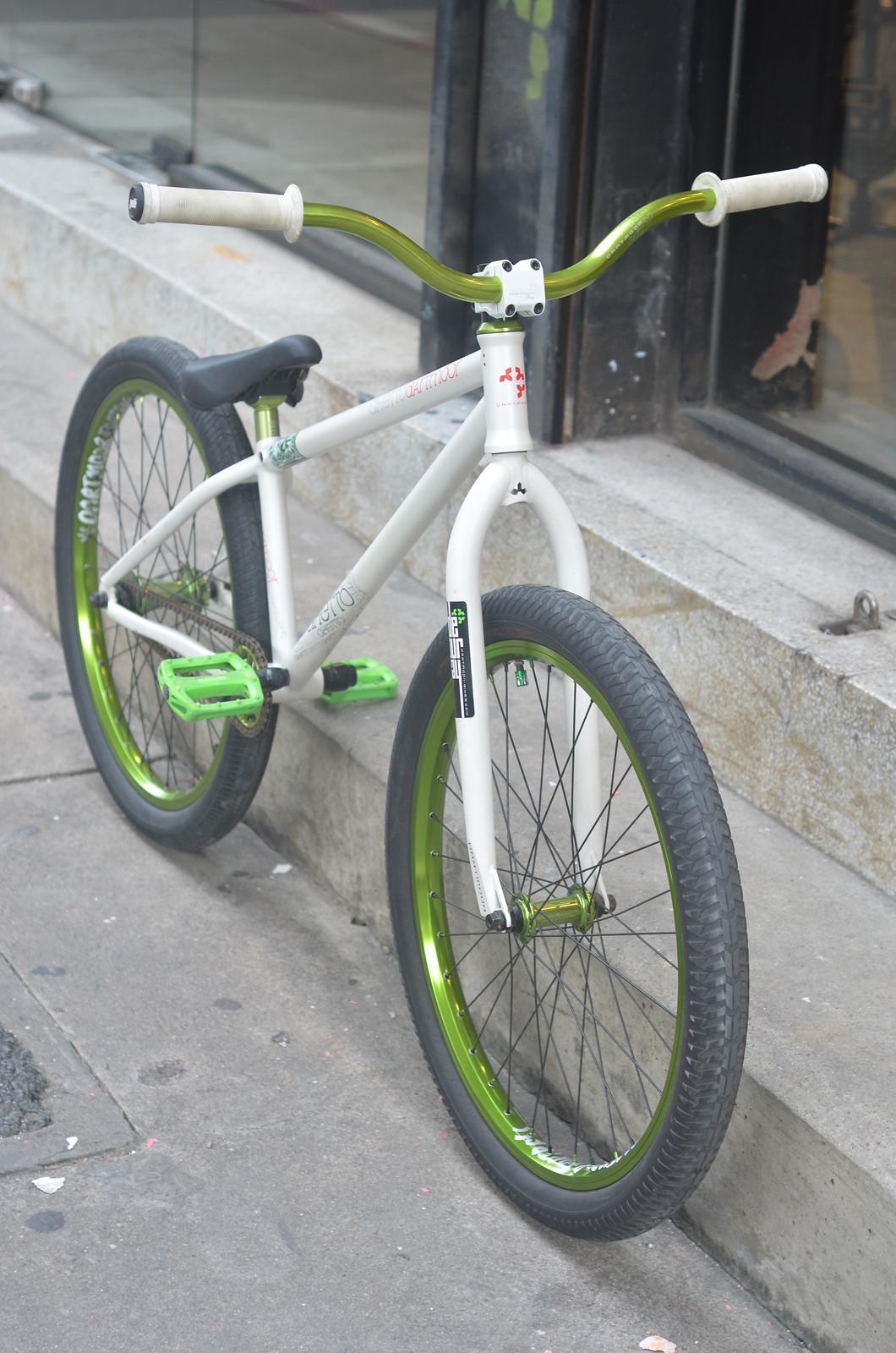 Dartmoor Ghetto White/Green