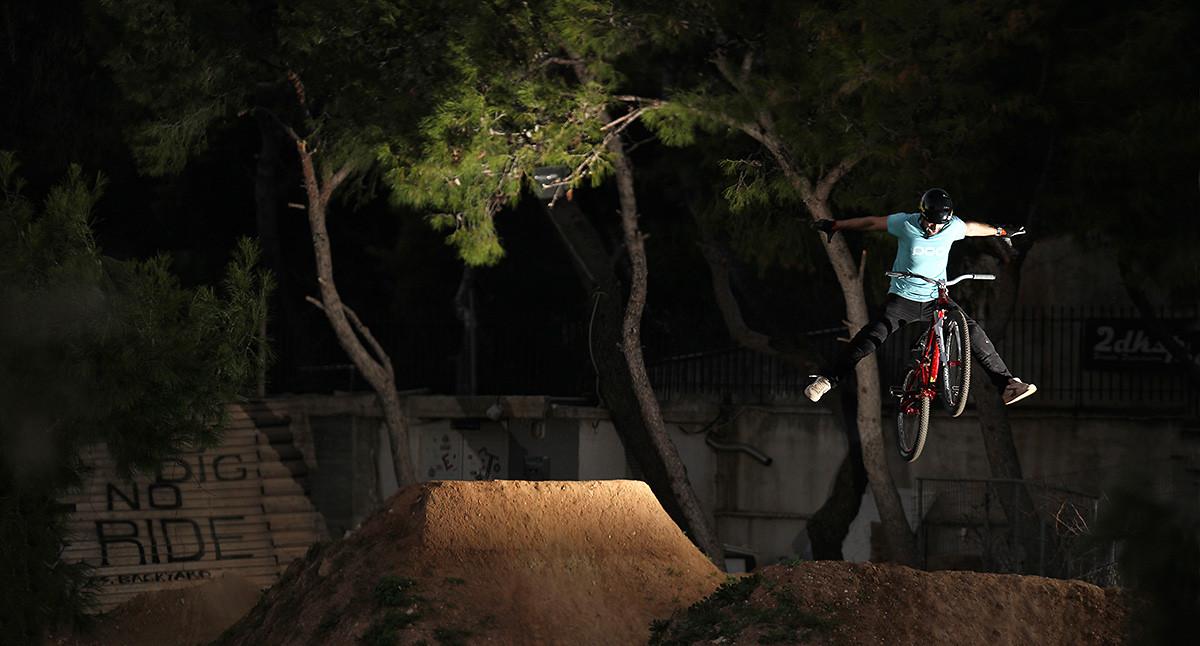doing Nothing . Kostantinos Poulopoulos. - kos - Mountain Biking Pictures - Vital MTB