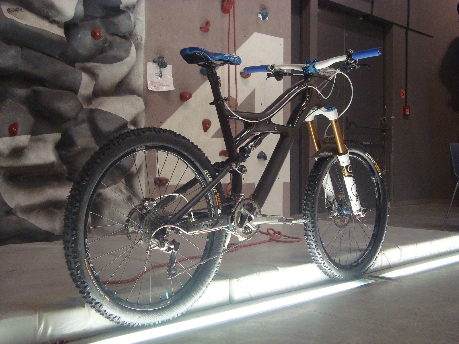 S-Works Enduro 2011