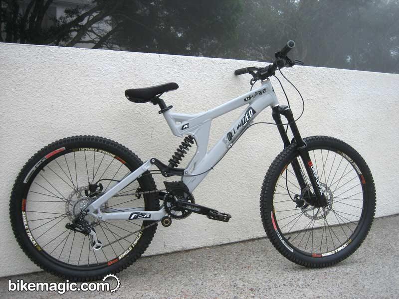 Specialized Big Hit Fsr 2006 Yarin Israel 9 S Bike Check