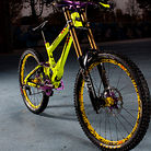 Banshee Legend MkII 2013 Fluo/Purple
