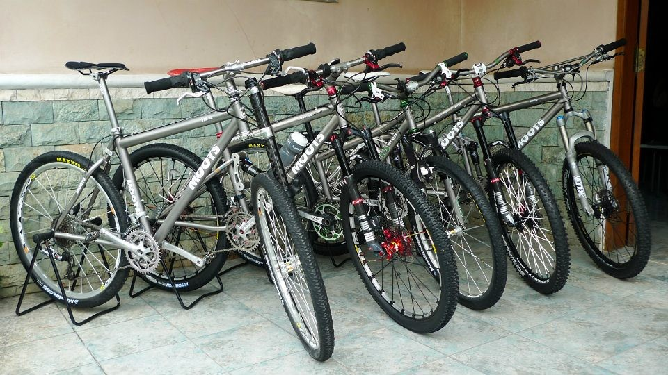 Moots YBB + Lefty - EGOLL - Mountain Biking Pictures - Vital MTB