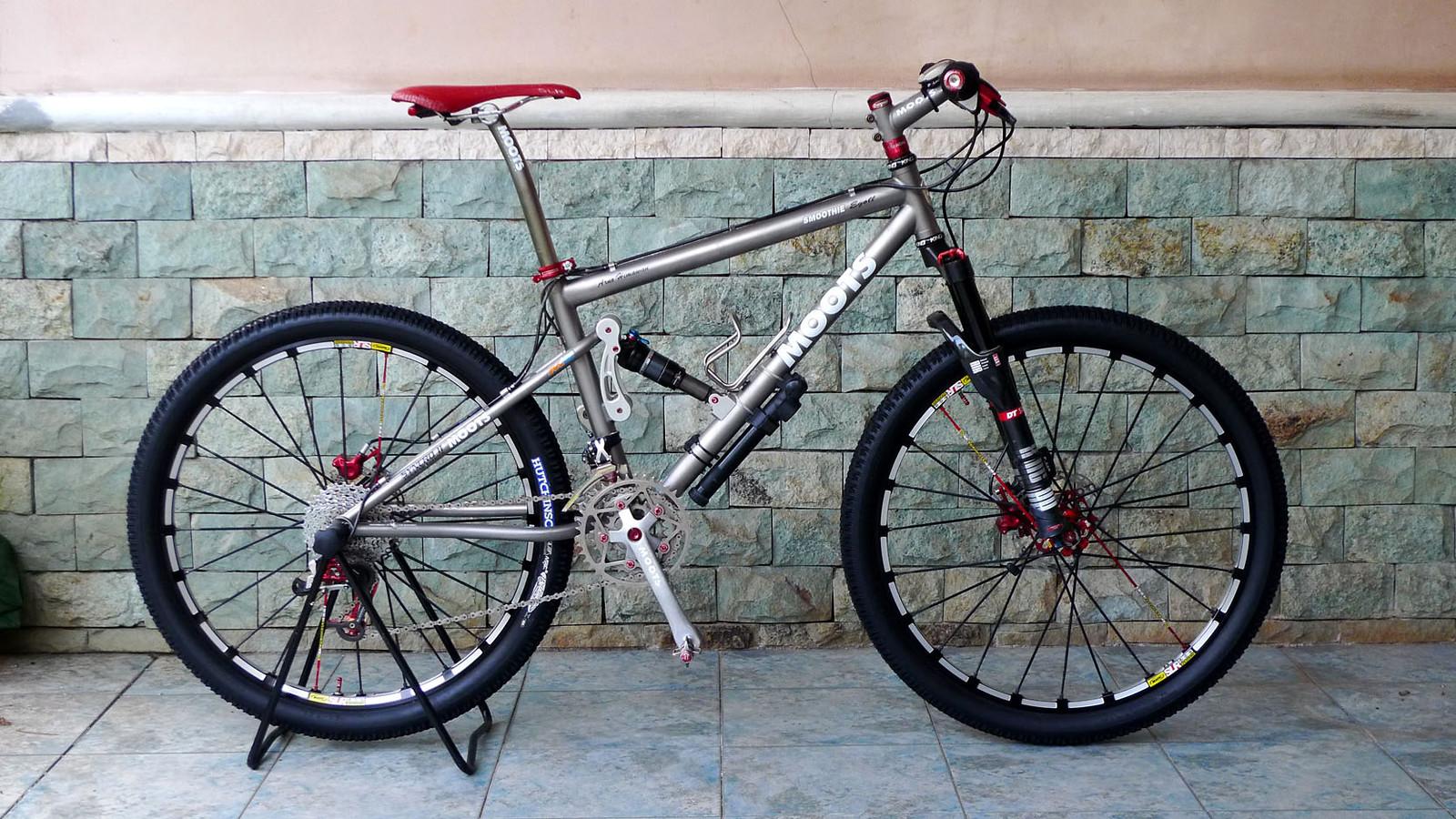moots SMOOTHIE...... - EGOLL\'s Bike Check - Vital MTB