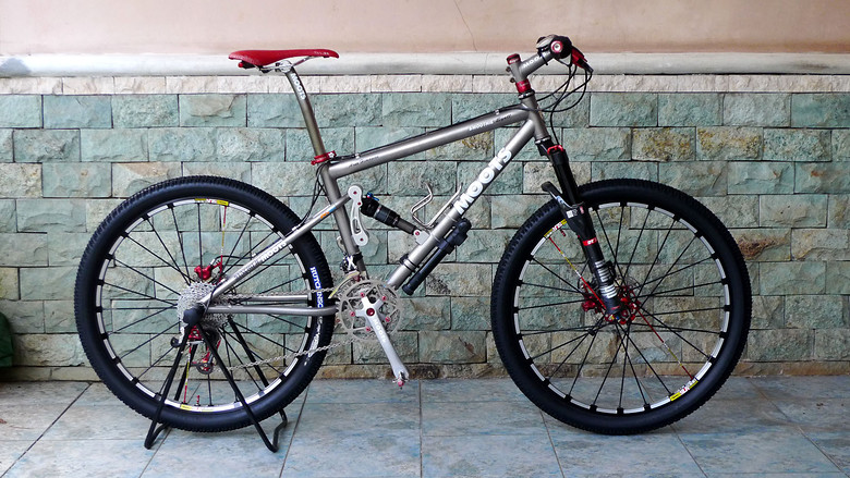 moots SMOOTHIE       - EGOLL's Bike Check - Vital MTB