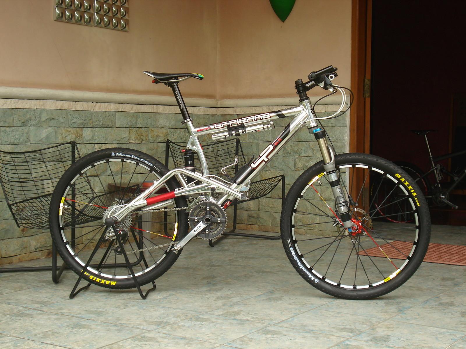 my old bike LAPIERRE X-CONTROL PRO SL, world custom SERIES