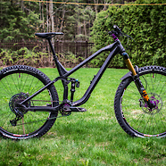 Ns Bikes Define AL 150 - GTFO with your carbon
