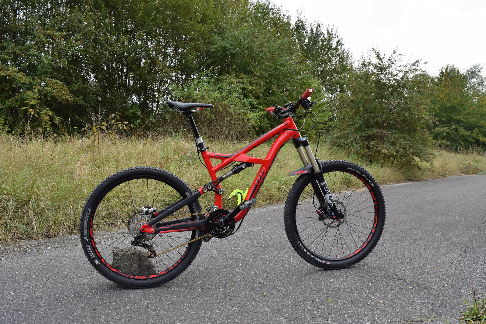 """Specialized Enduro Comp Red 26"""""""