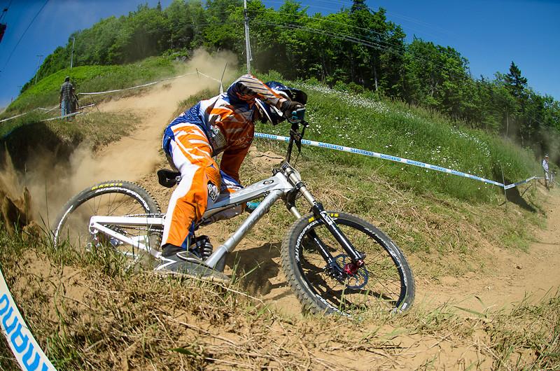 Jamie Lyall - davetrumpore - Mountain Biking Pictures - Vital MTB