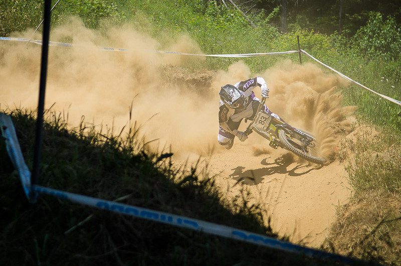 Mont Sainte Anne Gets ROOSTED! - davetrumpore - Mountain Biking Pictures - Vital MTB