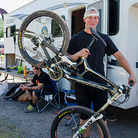 Matt Dodd's Santa Cruz V10 Carbon