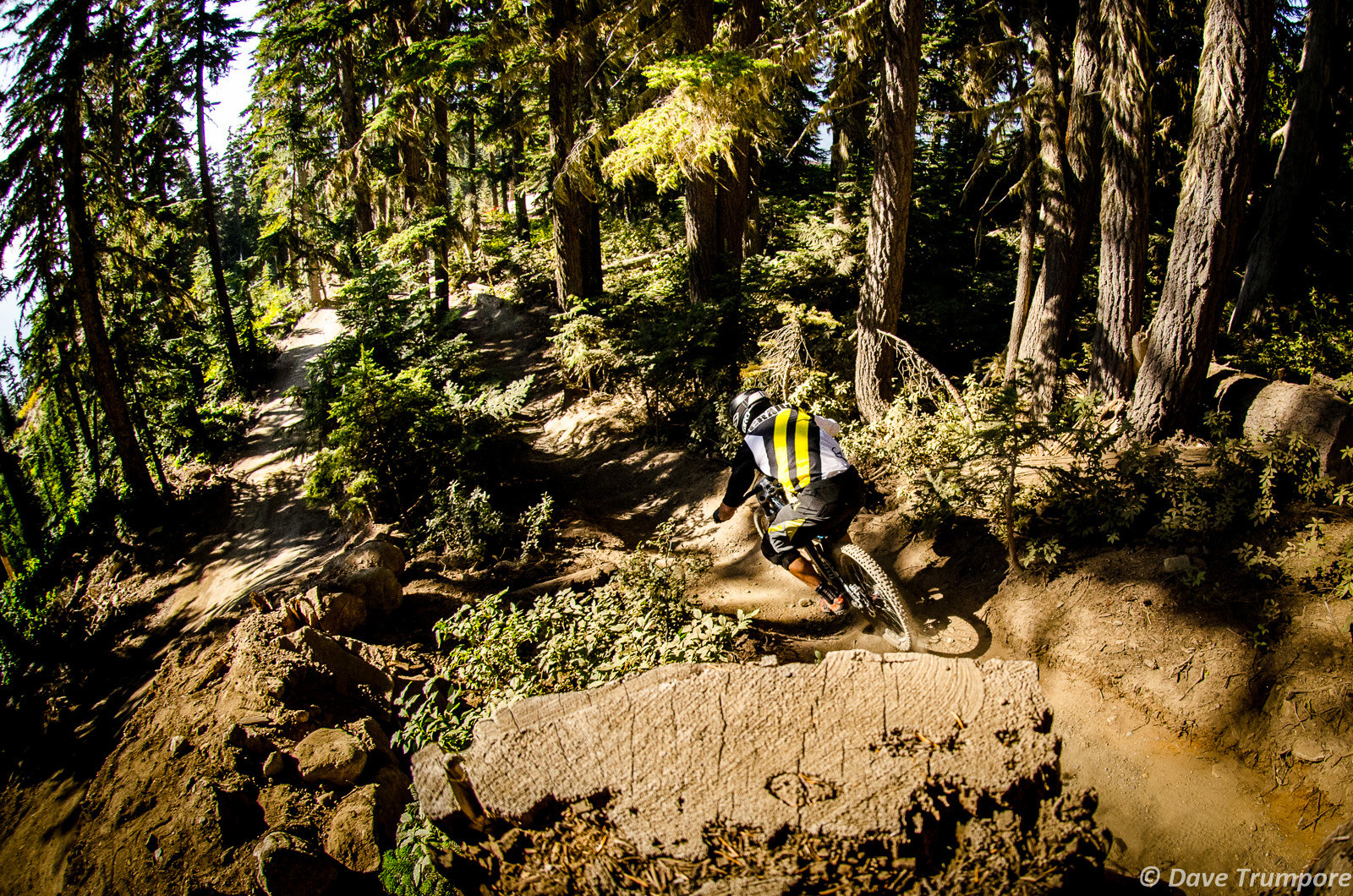 Adam Craig Crankworx Garbanzo DH - Crankworx Whistler Garbanzo DH - Mountain Biking Pictures - Vital MTB