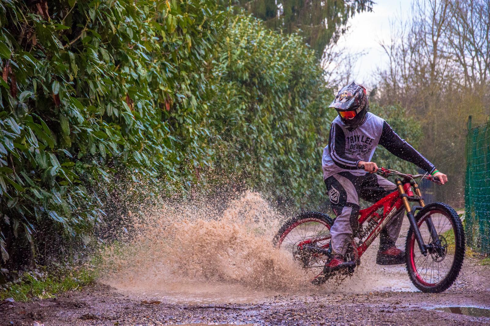 SPLASH - IRONRIDER - Mountain Biking Pictures - Vital MTB