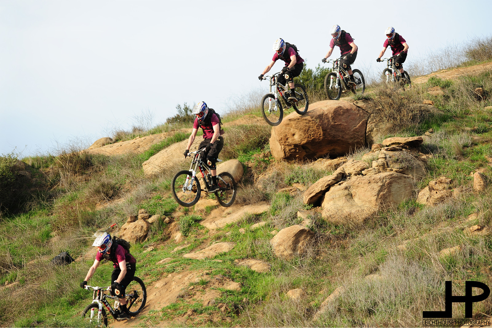 Curtis sequence - LeichtHouse photography - Mountain Biking Pictures - Vital MTB