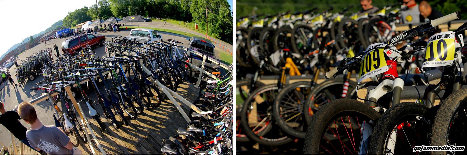 What Half a Million Dollars Looks Like on a Weekend - gojammedia - Mountain Biking Pictures - Vital MTB