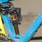 WINNING BIKE: Francois Bailly-Maitre's BMC Trailfox 01