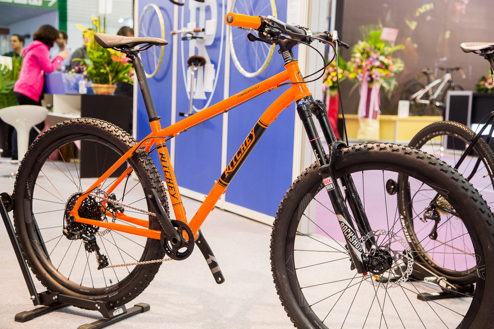 Ritchey 27.5+ Hardtail - 2016 Taipei Bike Show - Mountain Biking Pictures - Vital MTB