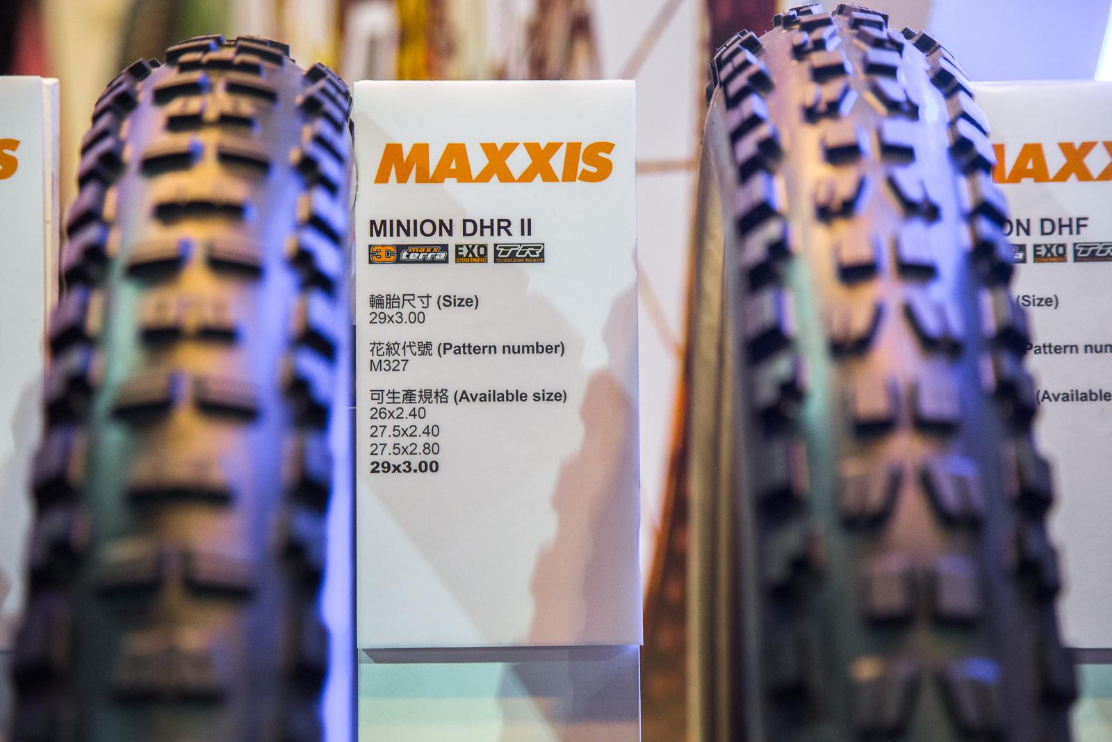 New Maxxis Tire Options at Taipei Cycle Show - 2016 Taipei Bike Show - Mountain Biking Pictures - Vital MTB