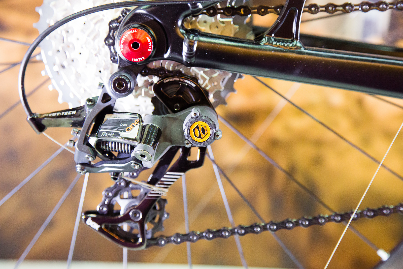 Box Components Rear Derailleur, Shifter and Brakes - 2016 Taipei Bike Show - Mountain Biking Pictures - Vital MTB