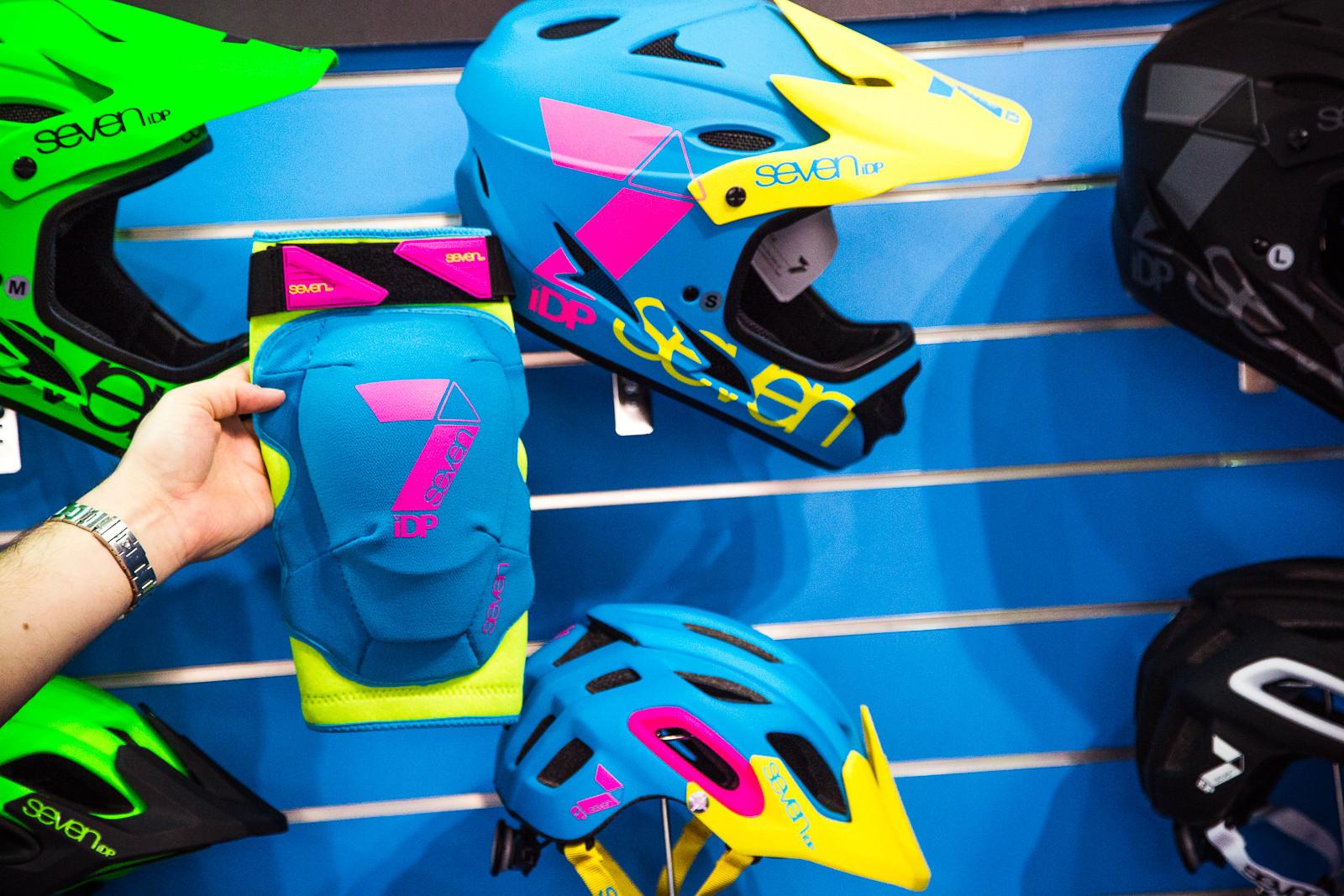 7iDP Helmets and Protection - 2016 Taipei Bike Show - Mountain Biking Pictures - Vital MTB