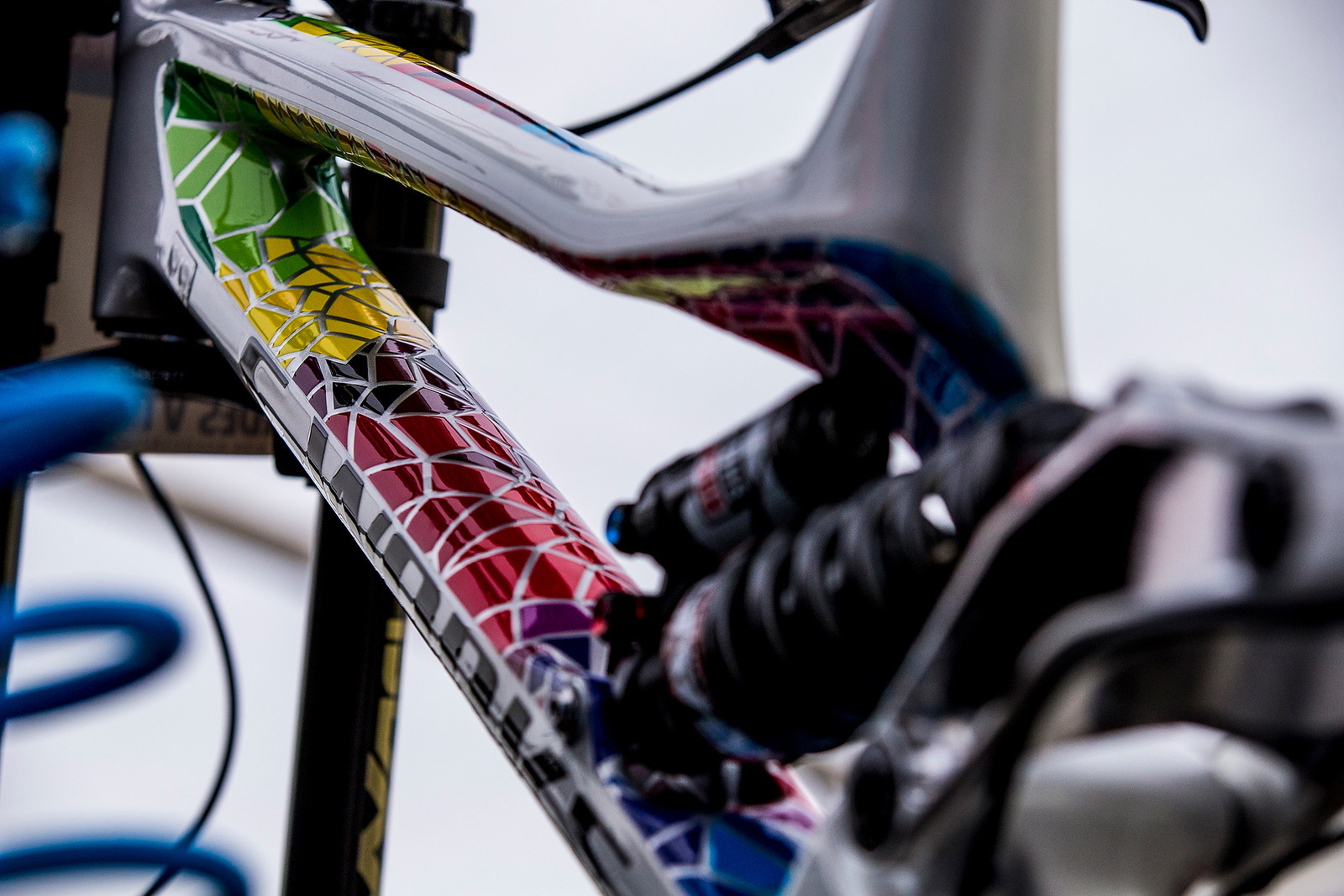More #drool Shots of the Specialized Gravity Bikes - PIT BITS - 2016 Lourdes World Cup Downhill - Mountain Biking Pictures - Vital MTB