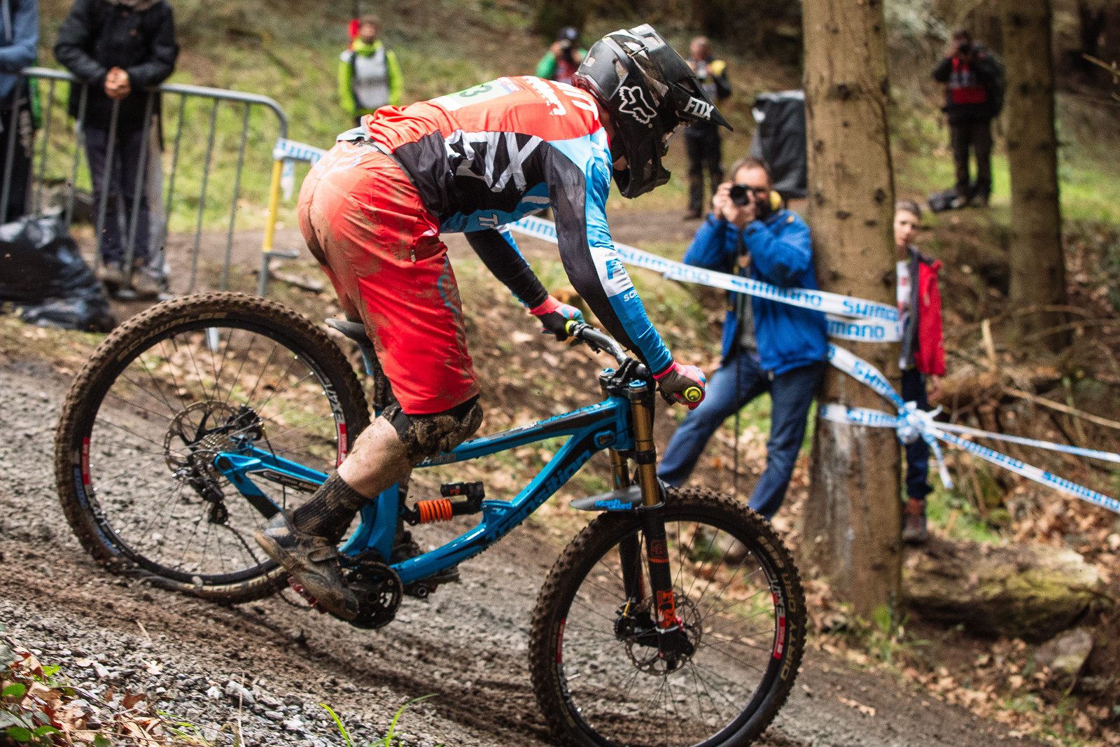 Transition TR500 Bottom Out at Lourdes World Cup - G-Out Project - Lourdes World Cup DH - Mountain Biking Pictures - Vital MTB