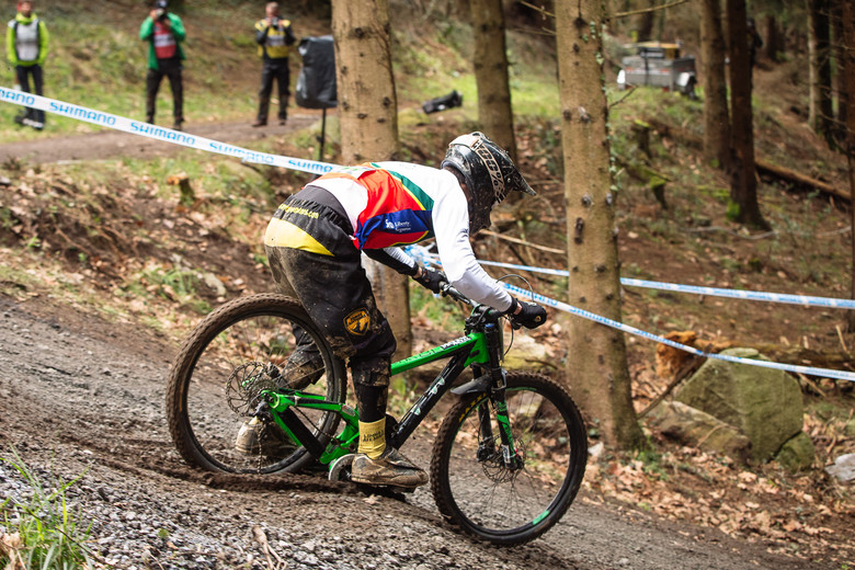 Bottom Out at Lourdes World Cup