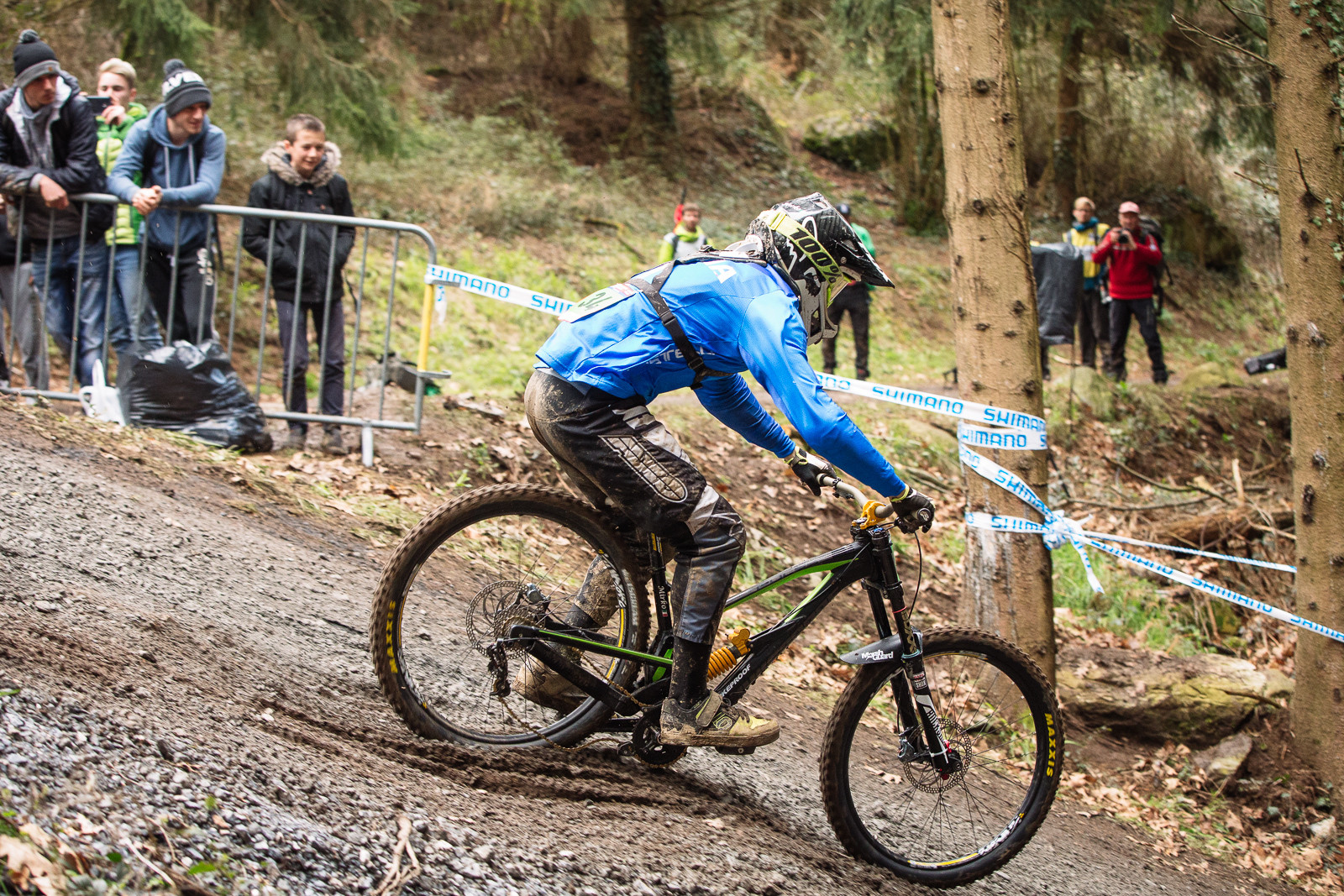 Nukeproof Bottom Out at Lourdes World Cup - G-Out Project - Lourdes World Cup DH - Mountain Biking Pictures - Vital MTB