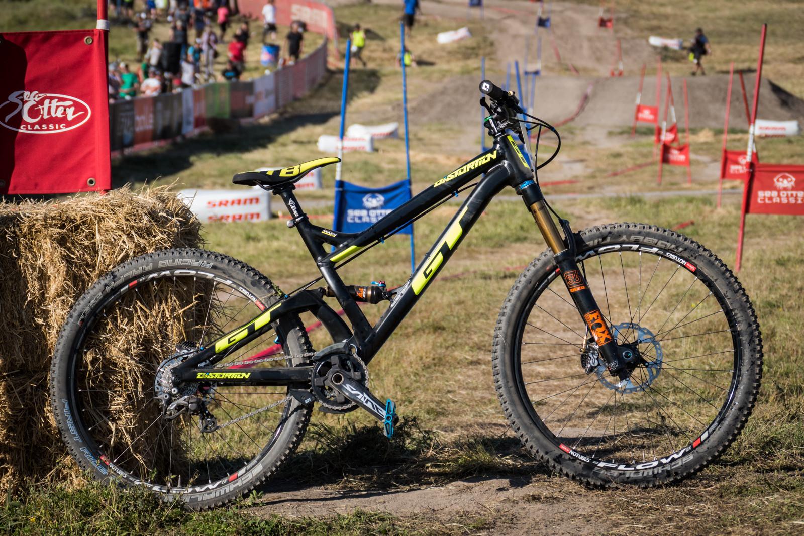 WINNING BIKE - Martin Maes' GT Distortion - WINNING BIKE - Martin Maes' GT Distortion - Mountain Biking Pictures - Vital MTB