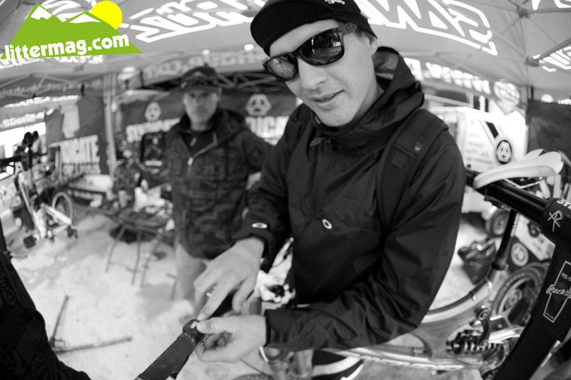 Greg Minnaar - 2009 UCI World Cup Fort William - Day 3 - Mountain Biking Pictures - Vital MTB