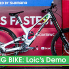 WINNING BIKE - Loic Bruni's Specialized S-Works Demo