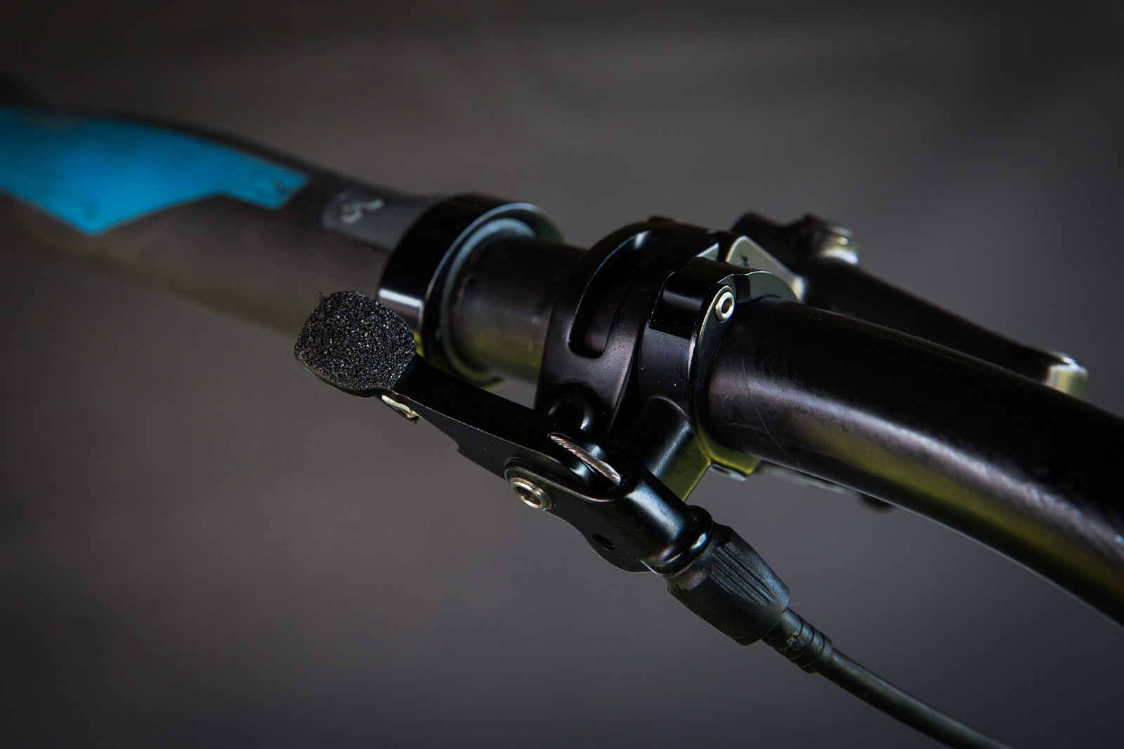 FOX Transfer Dropper Seatpost Lever - PIT BITS - Enduro World Series, Wicklow, Ireland - Mountain Biking Pictures - Vital MTB