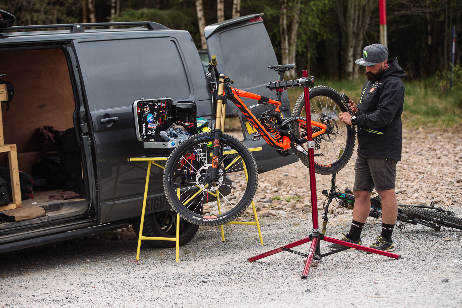 Brendog's Pits - PIT BITS - BDS Fort William - Mountain Biking Pictures - Vital MTB