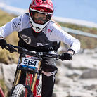Fort William DH Action from the British Downhill Series