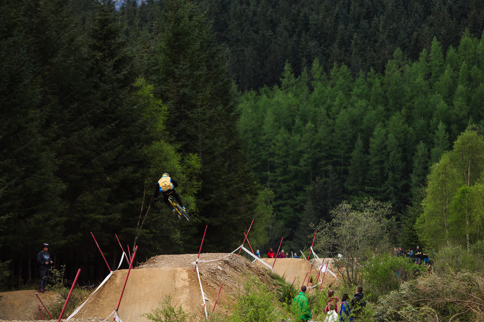 Phil Atwill, Fort William BDS - Fort William DH Action from the British Downhill Series - Mountain Biking Pictures - Vital MTB