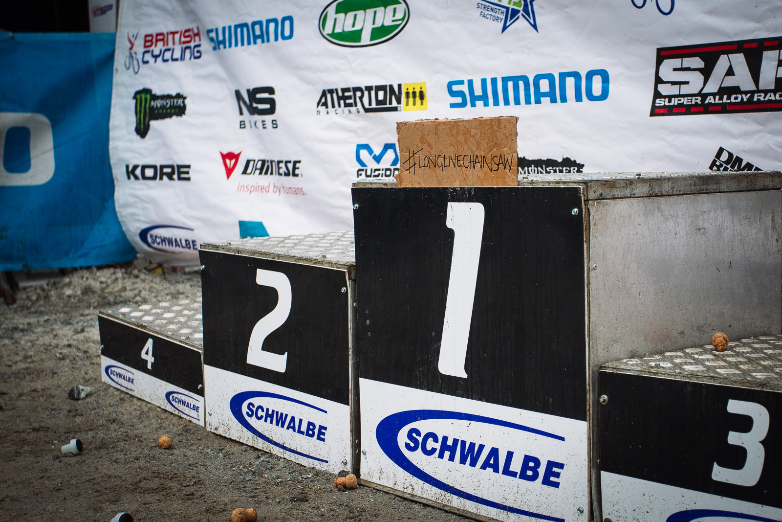 #longlivechainsaw - Fort William DH Action from the British Downhill Series - Mountain Biking Pictures - Vital MTB