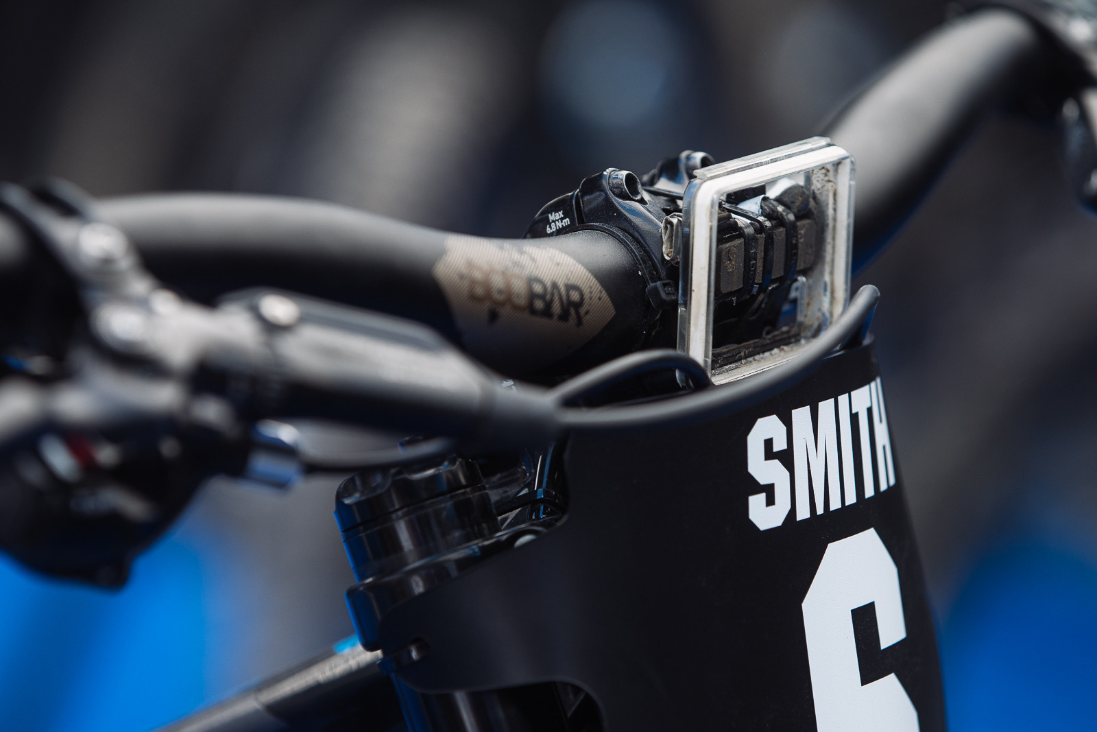 Marcelo's Camera Mount - PIT BITS - Fort William World Cup - Mountain Biking Pictures - Vital MTB
