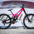 Troy Brosnan's Custom-Painted Specialized S-Works Demo for Fort William