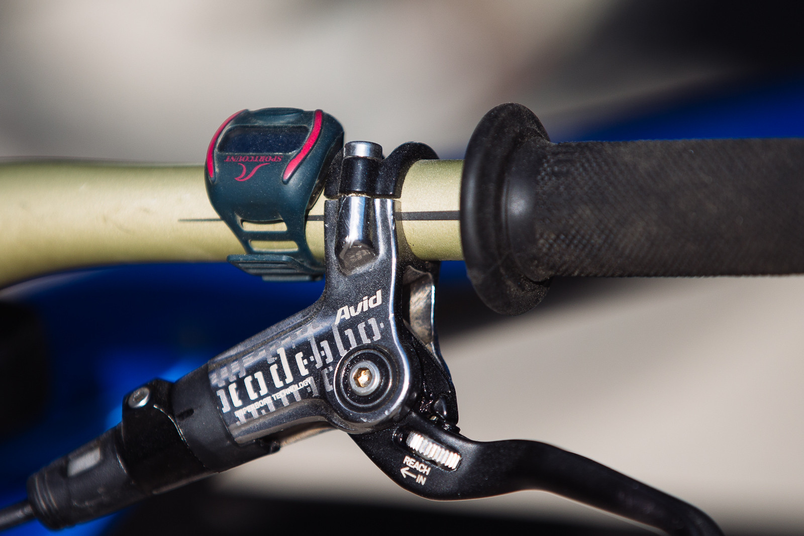 Self-Timing Devices - PIT BITS - Fort William World Cup - Mountain Biking Pictures - Vital MTB