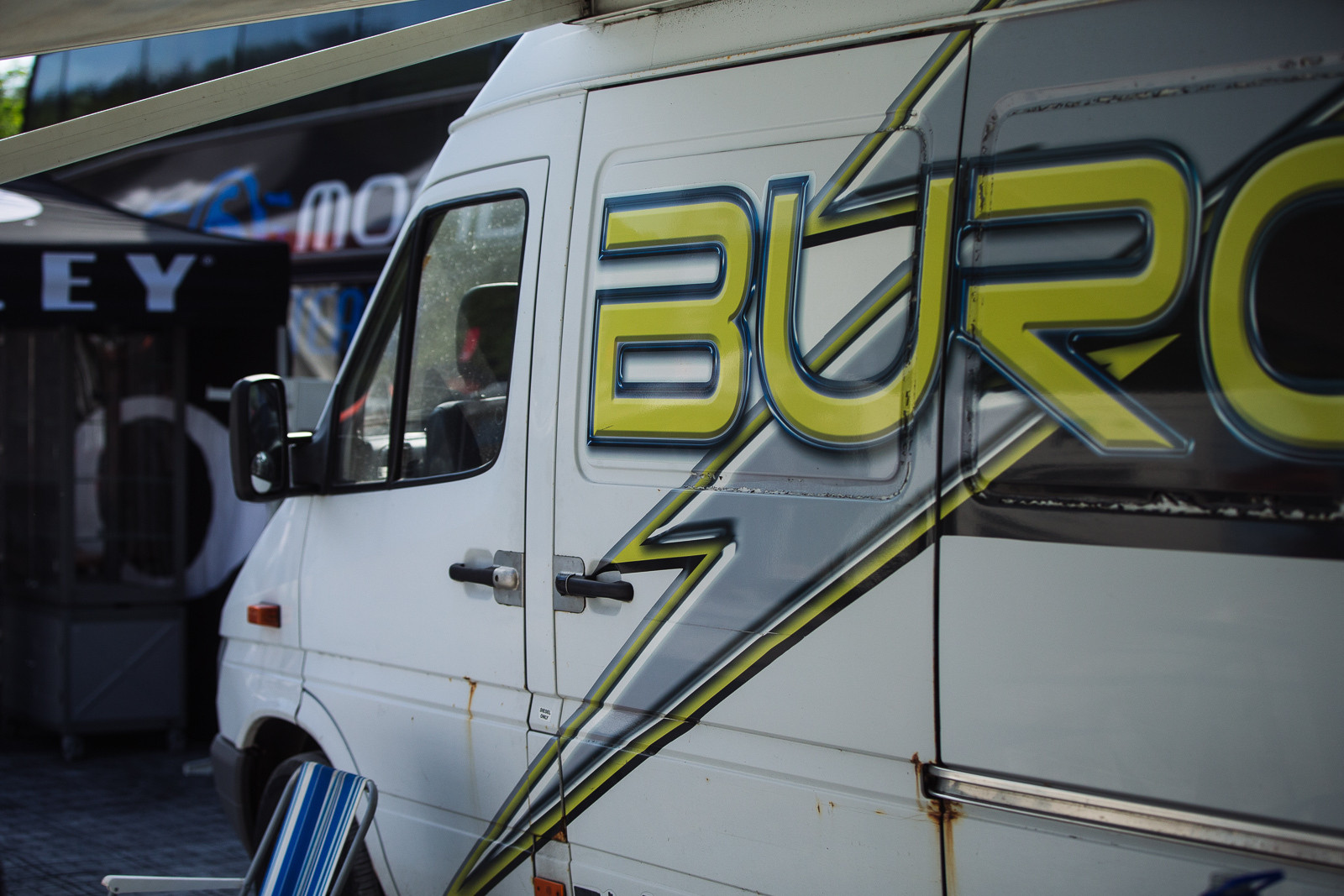 Burgtec for Life - PIT BITS - Fort William World Cup - Mountain Biking Pictures - Vital MTB
