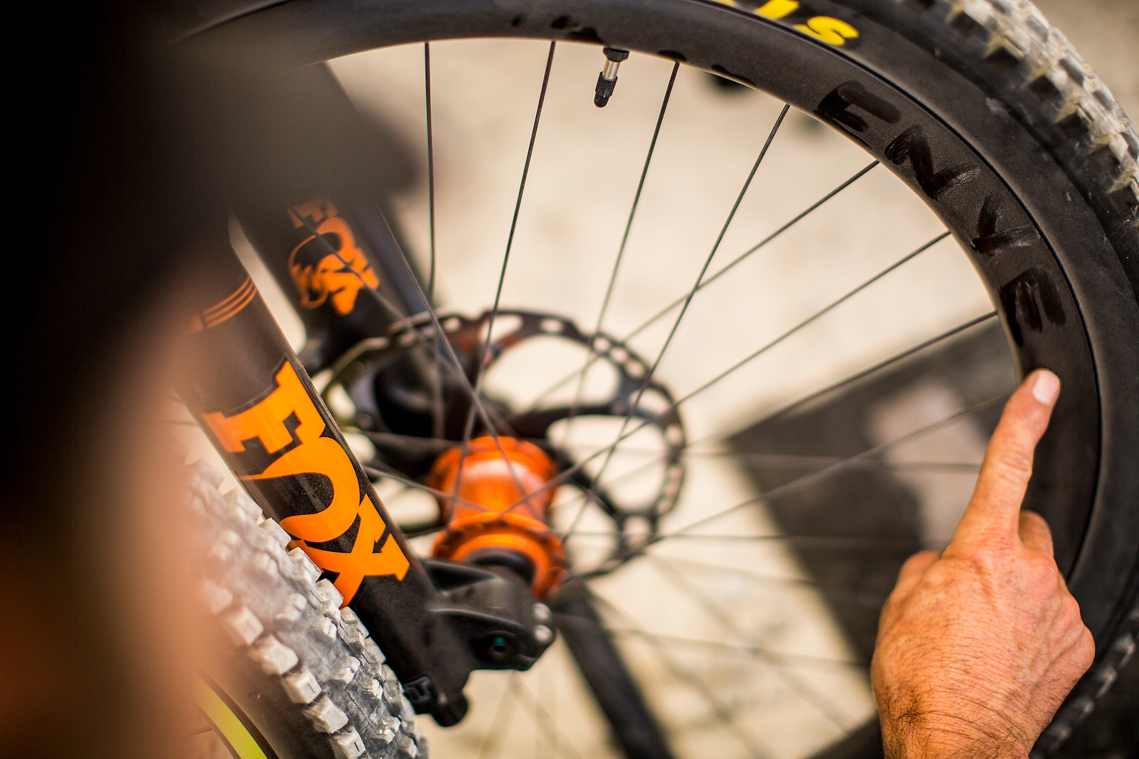 There Ya Go - PIT BITS - Fort William World Cup - Mountain Biking Pictures - Vital MTB