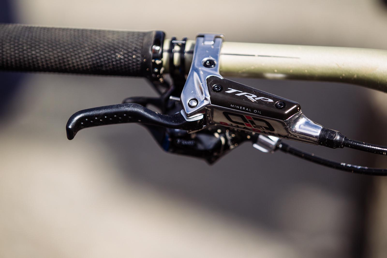 WINNING BIKE: Aaron Gwin's YT TUES at Leogang - WINNING BIKE: Aaron Gwin's YT TUES at Leogang - Mountain Biking Pictures - Vital MTB