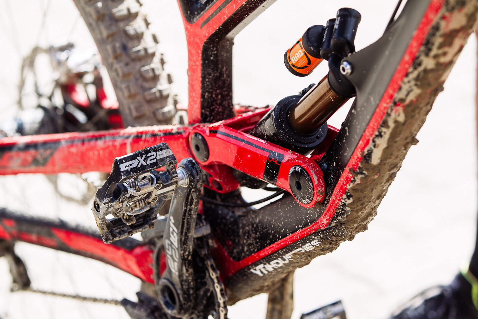 WINNING BIKE: Aaron Gwin's YT TUES at Leogang - WINNING BIKE: Aaron Gwin's YT TUES at Leogang - Mountain Biking Pictures - Vital MTB
