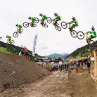 Whip Off Madness from Crankworx Les Gets