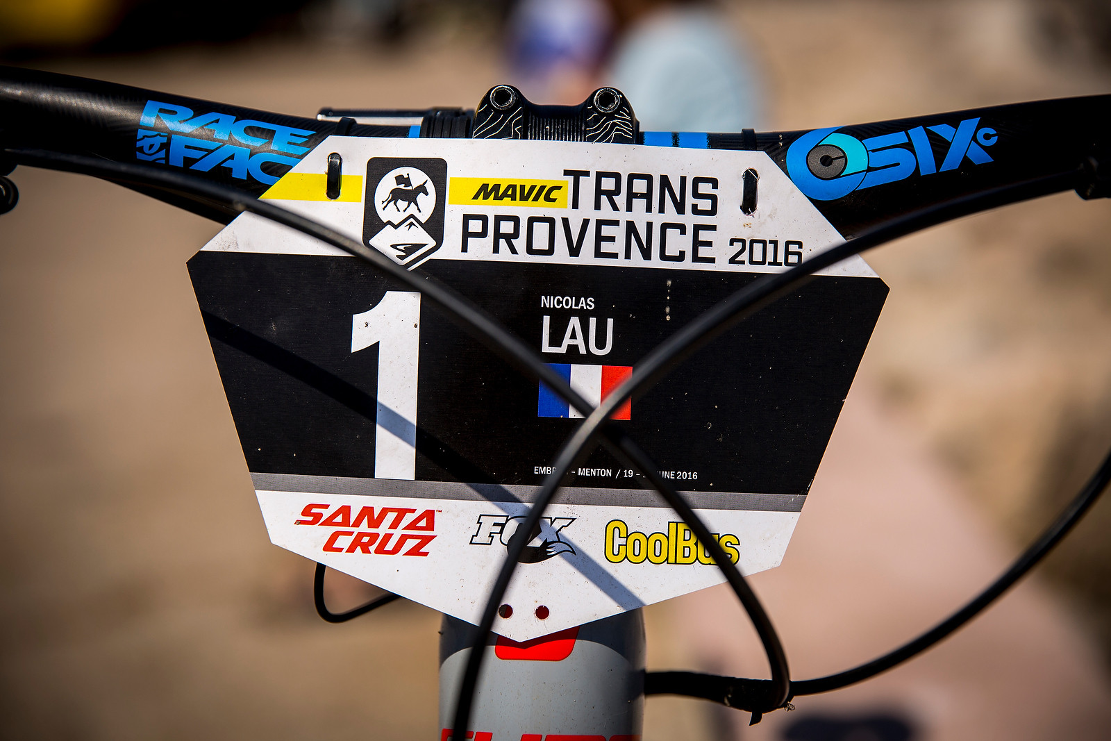 Nico is Number One - WINNING BIKE: Nico Lau's Cube Stereo 140 29 - Mountain Biking Pictures - Vital MTB