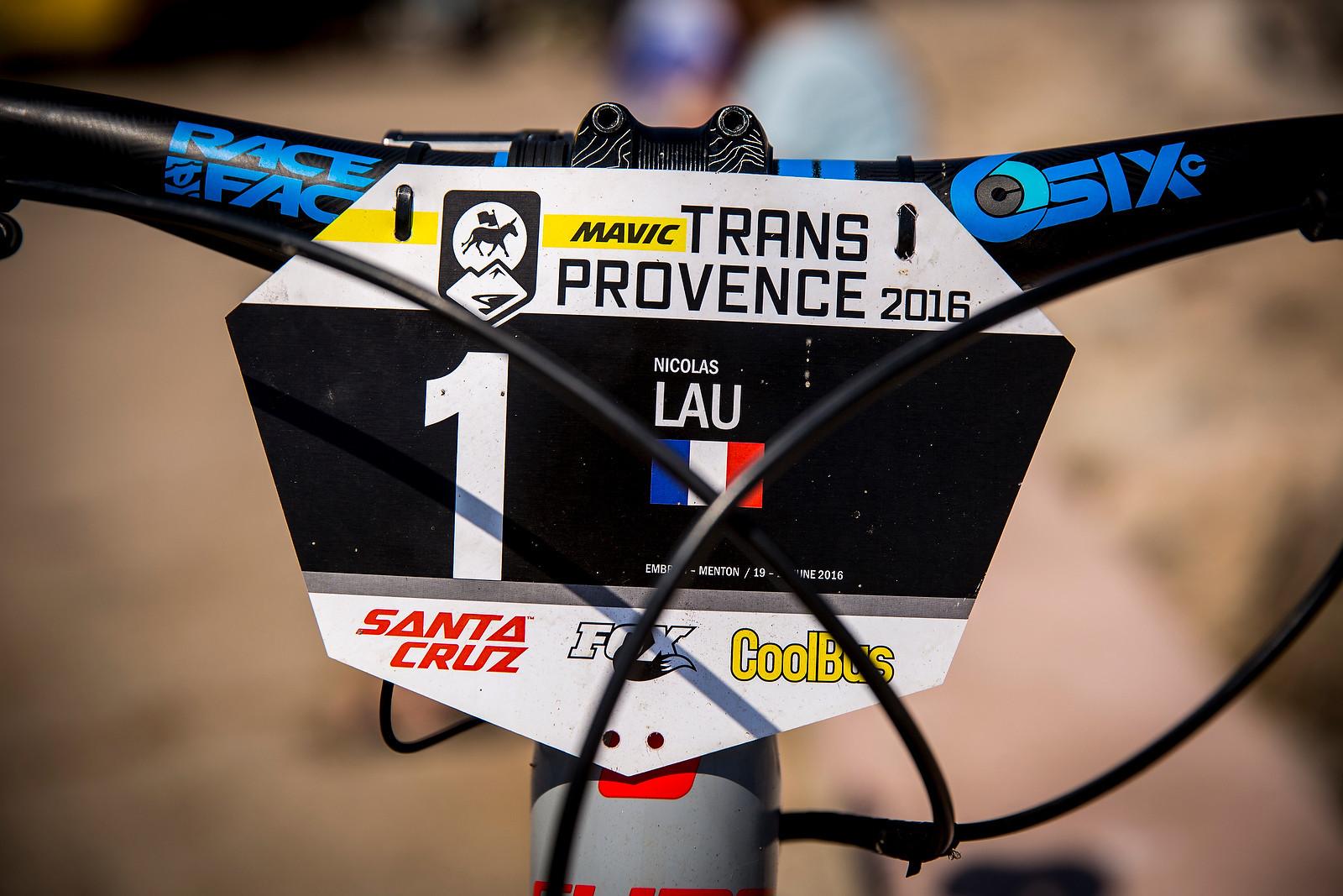 Nico is Number One - WINNING BIKE: Nico Lau's Cube Stereo 140 29 - Mountain Biking Pictures - Vital MTB