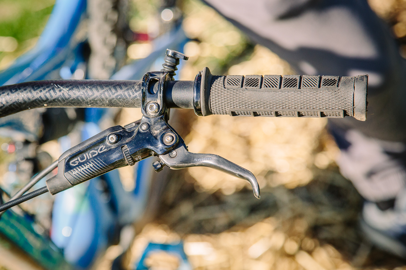 Mitch Ropelato's Santa Cruz 5010 - PIT BITS - Enduro World Series, Aspen, Colorado - Mountain Biking Pictures - Vital MTB