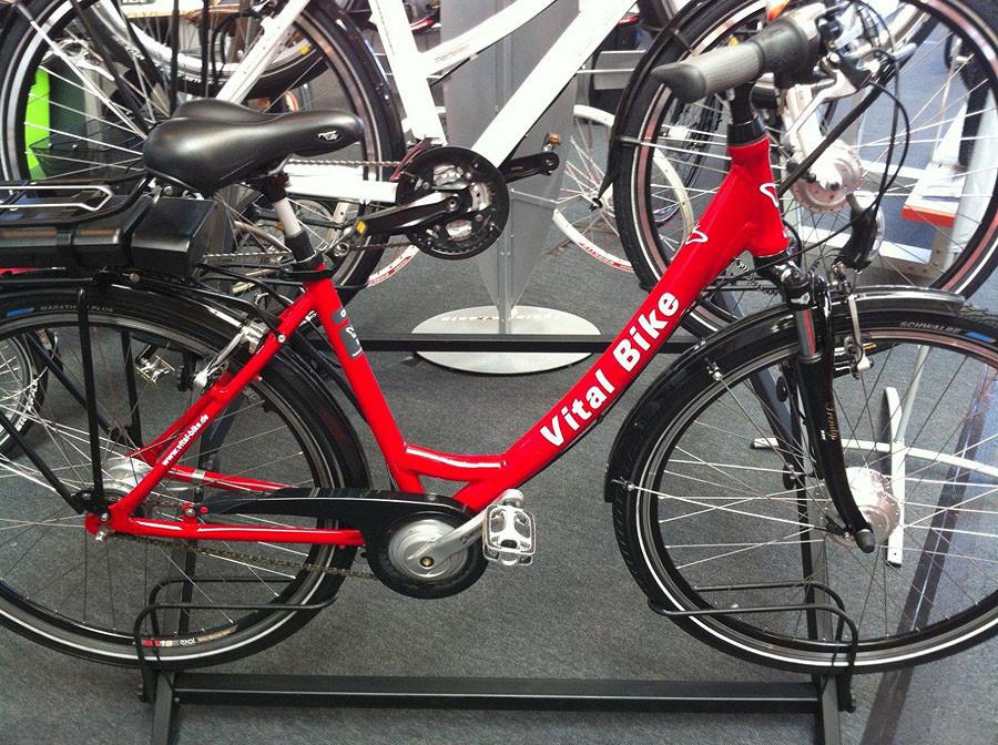 VITAL BIKE BEEYOTCHES! - Eurobike Photo Gallery 2 - Mountain Biking Pictures - Vital MTB